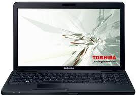 Toshiba Satellite Pro C660-2F7 laptop